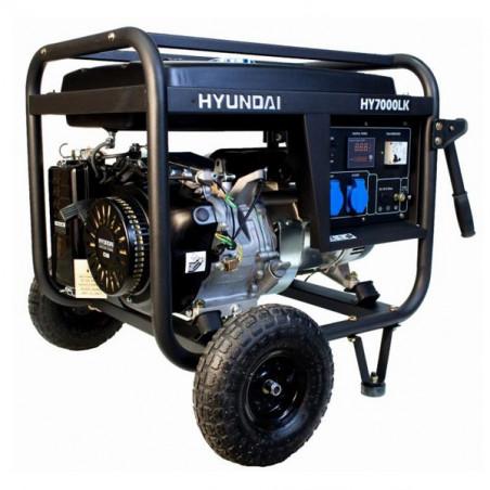HYUNDAI Groupe électrogène 5500W HY7000LK