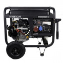 HYUNDAI Groupe électrogène moteur essence HY9000LK 7.5kVA triphasé