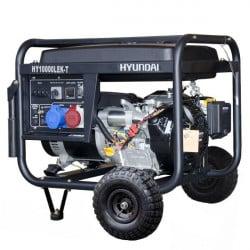 Dispo fin novembre 20 HYUNDAI Groupe électrogène essence tri et mono HY10000LEK-T 8.8 kVA
