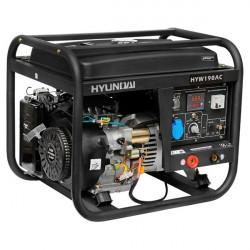 HYUNDAI Groupe électrogène poste à souder HYW190AC moteur 2.5kW mono