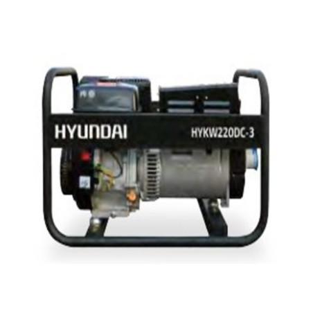 HYUNDAI Groupe électrogène poste à souder HYKW220dc-3