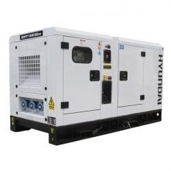 HYUNDAI Groupe électrogène DHY18KSEm insonorisé monophasé Diesel