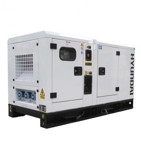 HYUNDAI Groupe électrogène Diesel 22KVA DHY22KSEm