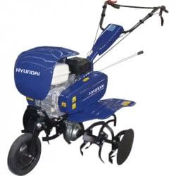 HYUNDAI Motoculteur Thermique 198cm3 6 fraises - HYTW500