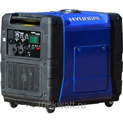HYUNDAI Groupe électrogène démarreur élec Inverter Insonorisé - HY5600SEI