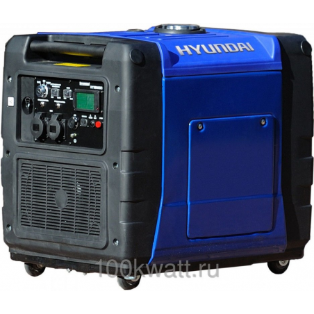 HYUNDAI Groupe électrogène démarreur élec Inverter Insono 5200W HY5600SEI