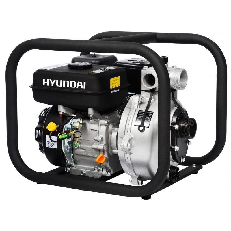 HYUNDAI motopompe thermique-210cc-HYH50-E