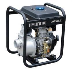 HYUNDAI motopompe thermique-296cc-DHY50LE-E diesel