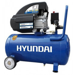 HYUNDAI- HYAC50-2 Compresseur 8 Bar 50 Litres