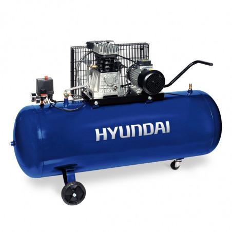 HYUNDAI- HYACB200-3T Compresseur Pro 10 Bar 200 Litres