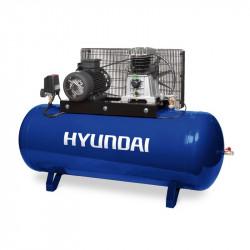 HYUNDAI- HYACB300-6T Compresseur Pro 10 Bar 270Litres triphasé