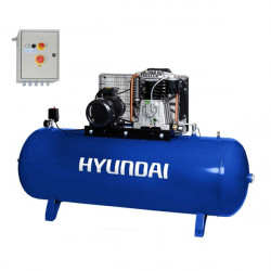 HYUNDAI- HYACB500-10T Compresseur Pro 10 Bar 500 Litres