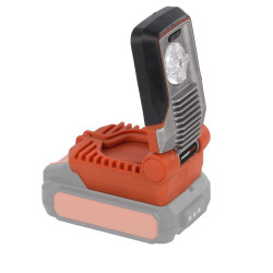 POWERPLUS Lampe rechargeable compacte POWDP 8010