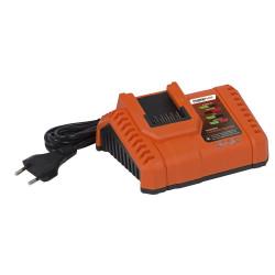 POWERPLUS chargeur pour Batteries 20V -40 V POWDP9050