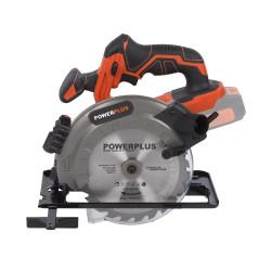 POWERPLUS Scie circulaire 20 V LI-ION sans batterie POWDP2520