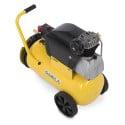 POWERPLUS Compresseur 1600 watts 24 litres - POWX1790