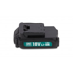 VARO BATTERIE 18V LI-ION 1.5Ah POWEB9010