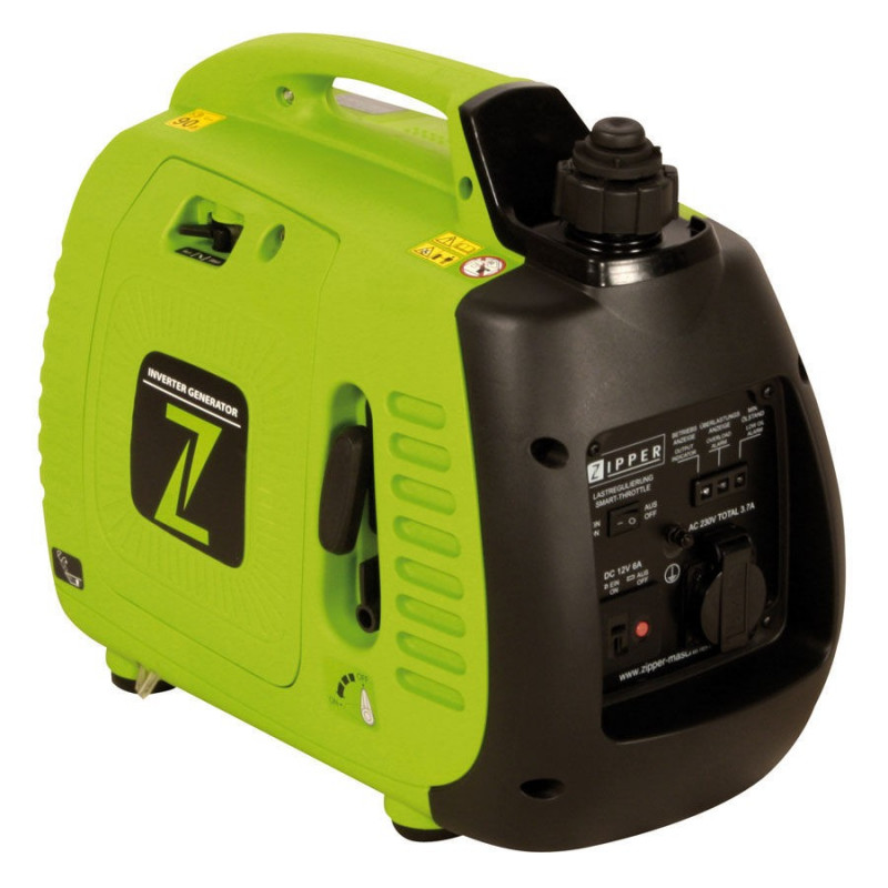 ZIPPER Groupe électrogène Inverter 1000W ZI-STE1000IV