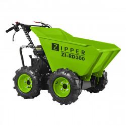 ZIPPER Brouette Motorisée Thermique ZI-RD300