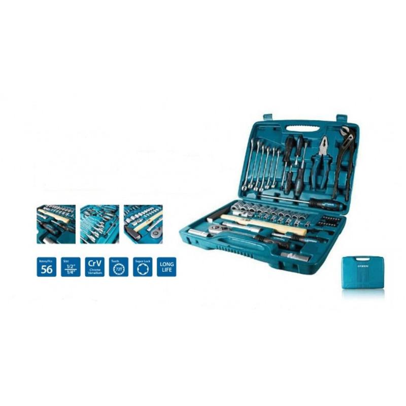 Hyundai kit d'outils universel K56