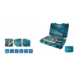 Hyundai kit d'outils universel K101