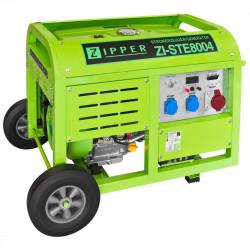 Zipper groupe électrogène essence déma élec tri 8000W ZI-STE8004