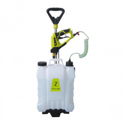 Zipper pulverisateur électrique dorsal et sur roues avec batterie ZI-DS2V-AKKU
