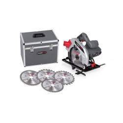 Powerplus Set Scie Circulaire 1200W POWESET4