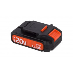Powerplus Batterie 20 V LI-ION POWDP9020