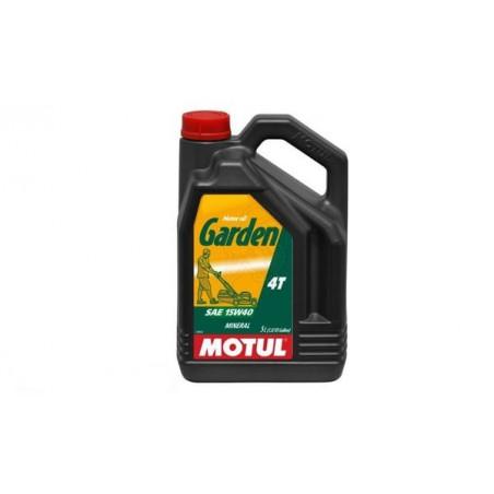 MOTUL huile 4 temps outil jardin 15W-40 2L MT-101311