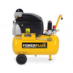 POWERPLUS Compresseur 1500 W 24 litres - POWX1735