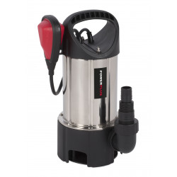 Powerplus pompe submersible 400w inox POWEW67912