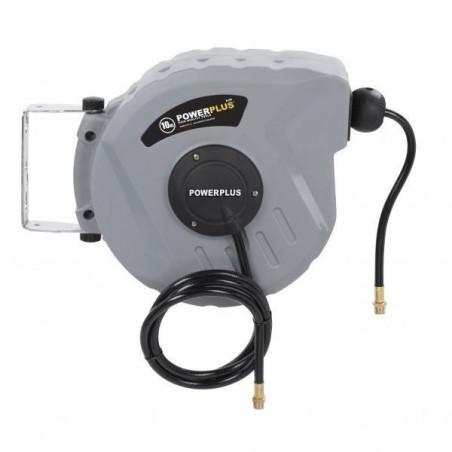 POWERPLUS Enrouleur Automatique de tuyau à air POWAIR0215