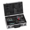 Powerplus Set Perceuse électrique sans fil POWESET1
