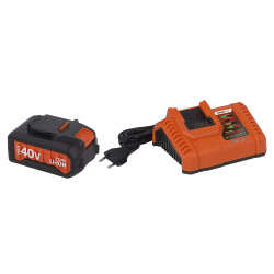 Powerplus Kit batterie 40V + Chargeur POWDP9065