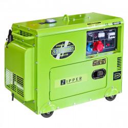 Zipper groupe électrogène Diesel ZI-STE7500DS