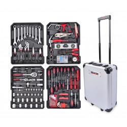 KREATOR Chariot à outils 253 pcs KRT951011
