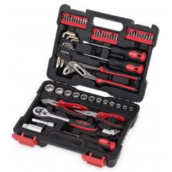 KREATOR Coffret Set à outils 61 pcs KRT951008