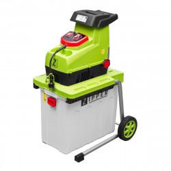 ZIPPER Broyeur de végétaux électrique silencieux 2800W ZI-GHAS2800
