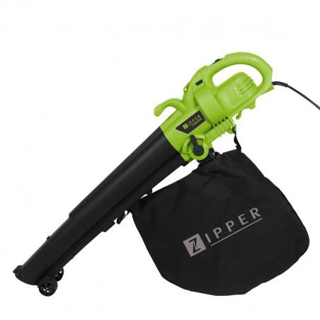 ZIPPER Aspirateur souffleur électrique 2600W ZI-SBH2600