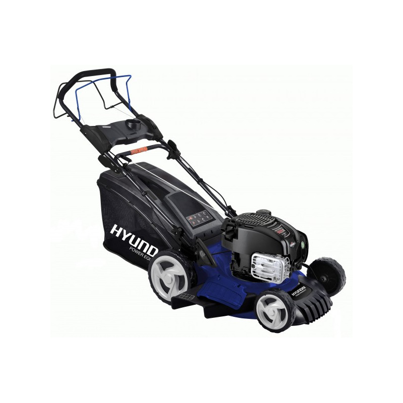HYUNDAI Tondeuse thermique Briggs and Stratton 150cm³ 60 L HTDT5250BS