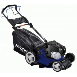 HYUNDAI Tondeuse thermique Briggs and Stratton 163cm³ 60 L HTDT5275BS