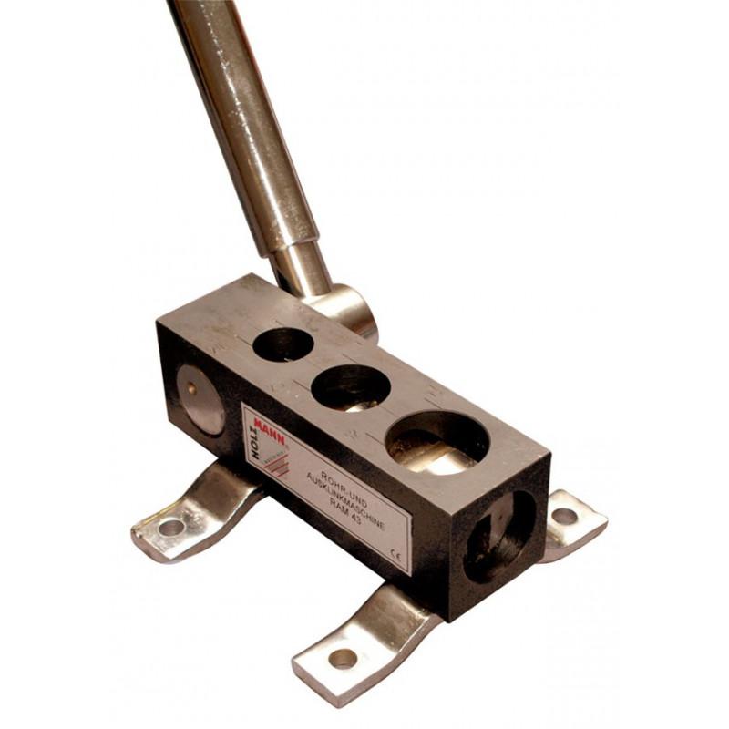 Holzmann Grugeuse de tube RAM43