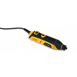 POWERPLUS Outil multi-fonction 200W + 126 accessoires POWX1341