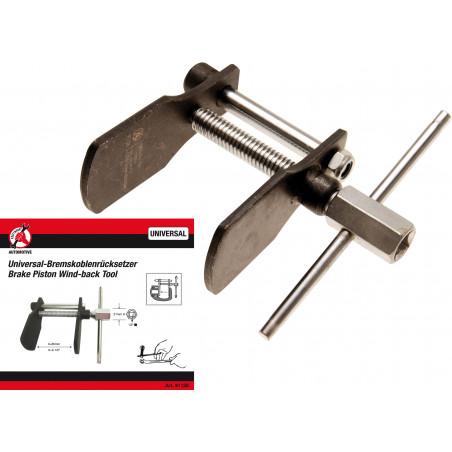KRAFTMANN Outil repousse-piston de frein universel 0 - 66 mm 91126