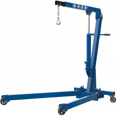 BGS TECHNIC Grue d'atelier 1000 kg 9245