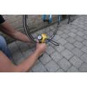 POWERPLUS Gonfleur sans fil avec manomètre 18V POWX1700