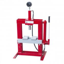 Holzmann presse d'atelier hydraulique 10 tonnes WP10H