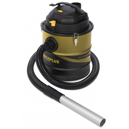 POWERPLUS aspirateur vide cendres 1500W 20L POWX312