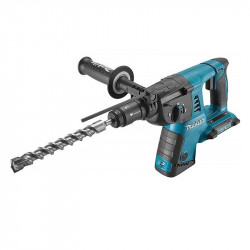 MAKITA Perforateur Burineur SDS-Plus 36 V - 2 x 18 V Li-ion 26 mm + Mak-Pac DHR264ZJ